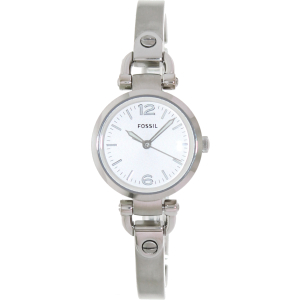 Fossil Women's Georgia ES3269 Silver Stainless-Steel Quartz Watch