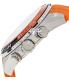 Festina Men's La Vuelta F16604/3 Orange Rubber Analog Quartz Watch - Side Image Swatch