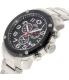 Swiss Precimax Men's Marauder Pro SP13012 Silver Stainless-Steel Swiss Chronograph Watch - Side Image Swatch