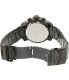 Swiss Precimax Men's Marauder Pro SP13013 Black Stainless-Steel Swiss Chronograph Watch - Back Image Swatch