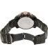Swiss Precimax Men's Verto Pro SP13043 Black Stainless-Steel Swiss Chronograph Watch - Back Image Swatch