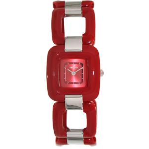 Nixon Women's Sisi A248200 Red Plastic Quartz Watch