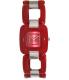 Nixon Women's Sisi A248200 Red Plastic Quartz Watch - Main Image Swatch
