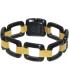 Nixon Women's Sisi Ss A2851036 Black Stainless-Steel Quartz Watch - Back Image Swatch