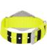 Nixon Men's Quad A3441262 Yellow Nylon Quartz Watch - Back Image Swatch