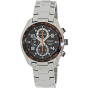 Seiko Men's SNDD37 Black Stainless-Steel Analog Quartz Watch