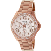 Fossil Women's Cecile AM4483 Rose-Gold Stainless-Steel Quartz Watch