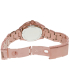 Fossil Women's Cecile AM4483 Rose-Gold Stainless-Steel Quartz Watch - Back Image Swatch
