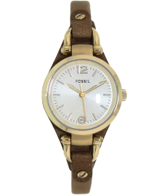 Fossil Women's Georgia ES3264 Gold Stainless-Steel Quartz Watch