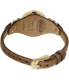 Fossil Women's Georgia ES3264 Brown Stainless-Steel Quartz Watch - Back Image Swatch