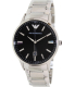 Emporio Armani Men's Sportivo AR2457 Silver Stainless-Steel Analog Quartz Watch - Main Image Swatch