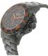 Precimax Men's Carbon Pro PX13232 Black Stainless-Steel Quartz Watch - Side Image Swatch