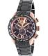Swiss Precimax Men's Deep Blue Pro III SP13133 Black Stainless-Steel Swiss Chronograph Watch - Main Image Swatch