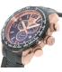 Swiss Precimax Men's Deep Blue Pro III SP13133 Black Stainless-Steel Swiss Chronograph Watch - Side Image Swatch