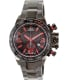 Swiss Precimax Men's Forge Pro SP13240 Black Stainless-Steel Swiss Chronograph Watch - Main Image Swatch