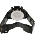 Swiss Precimax Men's Forge Pro SP13241 Black Stainless-Steel Swiss Chronograph Watch - Back Image Swatch