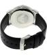 Emporio Armani Men's Classic AR1694 White Leather Quartz Watch - Back Image Swatch