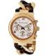 Michael Kors Women's Runway MK4269 Rose-Gold Stainless-Steel Quartz Watch - Main Image Swatch