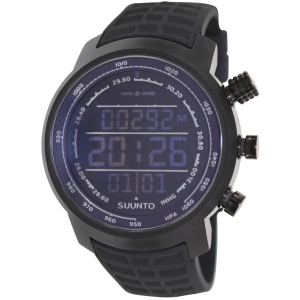 Suunto Men's Elementum SS016979000 Black Rubber Quartz Watch