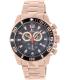 Swiss Precimax Men's Crew Pro SP13257 Rose Gold Stainless-Steel Swiss Chronograph Watch - Main Image Swatch