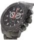 Swiss Precimax Men's Legion Pro SP13262 Black Stainless-Steel Swiss Chronograph Watch - Side Image Swatch