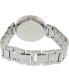 Anne Klein Women's AK-1363SVSV Silver Stainless-Steel Analog Quartz Watch - Back Image Swatch