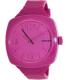 Nixon Women's Dial A265644 Pink Silicone Quartz Watch - Main Image Swatch