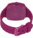 Nixon Women's Dial A265644 Pink Silicone Quartz Watch - Back Image Swatch