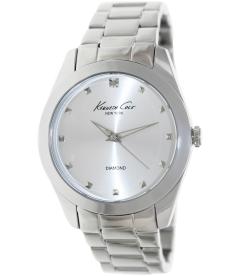 Kenneth Cole Women's KC4947 Silver Stainless-Steel Quartz Watch