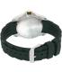 Victorinox Swiss Army Men's Maverick Gs 241606 Green Rubber Swiss Quartz Watch - Back Image Swatch