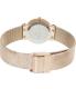 Skagen Women's 358SRRD Gold Stainless-Steel Analog Quartz Watch - Back Image Swatch
