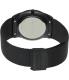 Skagen Men's Aktiv SKW6006 Black Stainless-Steel Quartz Watch - Back Image Swatch