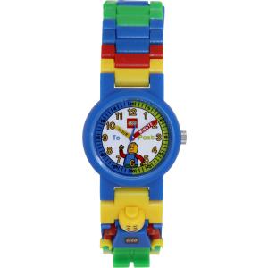 Lego Children's Time Teacher 9005008 White Plastic Quartz Watch