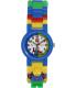 Lego Children's Time Teacher 9005008 White Plastic Quartz Watch - Main Image Swatch