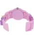 Lego Girl's Time Teacher 9005039 Pink Plastic Quartz Watch - Back Image Swatch