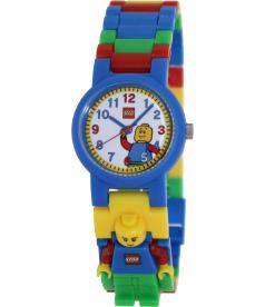 Lego Children's Classic 9005732 White Plastic Analog Quartz Watch
