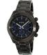 Fossil Men's Retro Traveler CH2869 Black Stainless-Steel Quartz Watch - Main Image Swatch