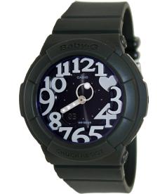 Casio Women's Baby-G BGA134-3B Black Resin Quartz Watch