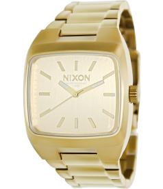 Nixon Men's Manual A244502 Gold Stainless-Steel Quartz Watch