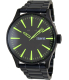 Nixon Men's Sentry Ss A3561256 Black Stainless-Steel Quartz Watch - Main Image Swatch