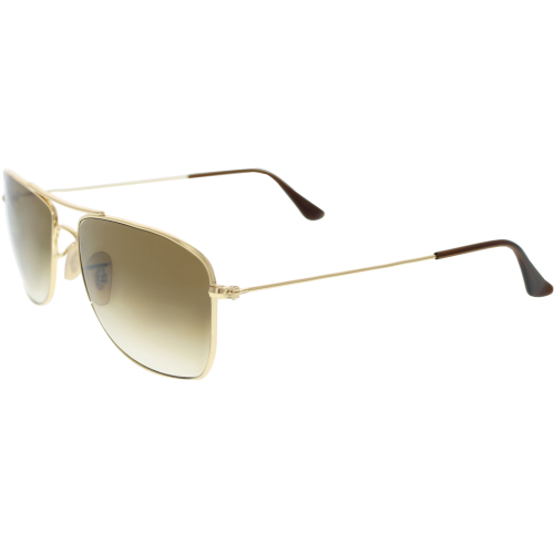 rb3477  UPC 805289669319 - Ray-Ban RB3477 (Gold Frame/Brown Gradient Lens ...