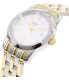 Tissot Women's Classic Dream T033.210.22.111.00 Mother-Of-Pearl Stainless-Steel Swiss Quartz Watch - Side Image Swatch