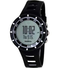 Suunto Women's Quest SS018153000 Digital Rubber Quartz Watch