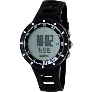 Suunto Women's Quest SS018153000 Black Rubber Quartz Watch