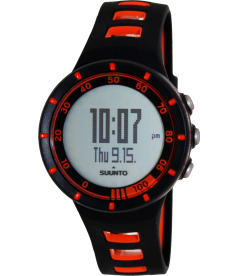 Suunto Men's Quest SS018154000 Digital Plastic Quartz Watch
