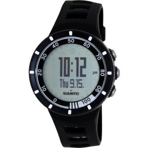 Suunto Women's Quest SS018155000 Black Rubber Quartz Watch