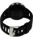 Suunto Women's Quest SS018155000 Black Rubber Quartz Watch - Back Image Swatch