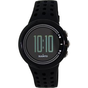 Suunto Men's M5 SS018260000 Digital Rubber Quartz Watch