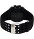 Suunto Men's M5 SS018260000 Digital Rubber Quartz Watch - Back Image Swatch