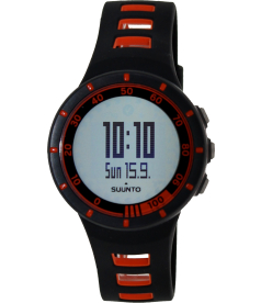 Suunto Men's Quest SS018518000 Digital Rubber Quartz Watch
